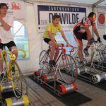fietsen rollen