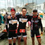podium iduathlon