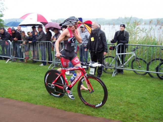 Tom Vander Hoogerstraete fiets