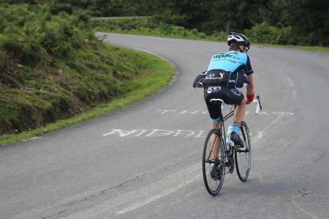Lars Baeyens bike