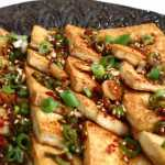 Tofu gerecht
