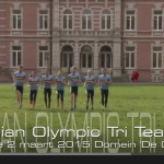 Belgian Olympic Tri Team Video