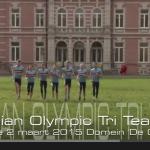Belgian Olympic Tri Team Video