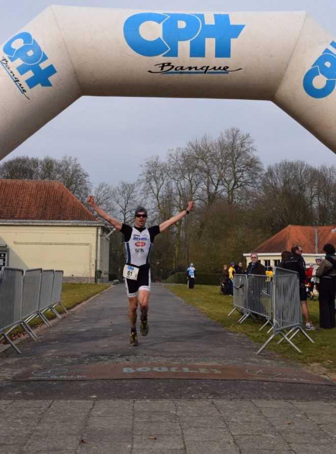 Hans Van Den Buverie Cross Duatlon Ath