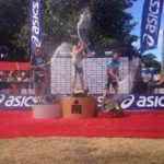 Podium Ironman Melbourne