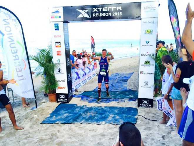 Yeray Luxem Xterra Reunion