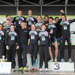 Atriac podium heren dames