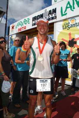 Bob De Wolf Lanzarote 2008