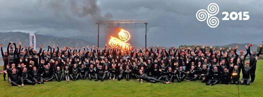 Celtman 2015 wetsuits