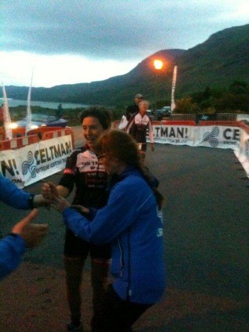 Celtman finish Els Loodts