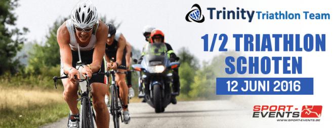 Schoten Triatlon Sportevents Trinity