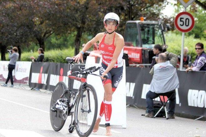 Sofie Goos fietswissel