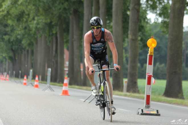 Stef Verachten fiets Retie