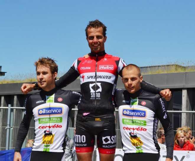 Willem Brems podium Boerekreek