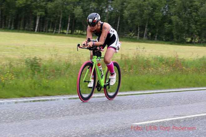 Yolanda Witteveen Challenge Denmark fiets Ulrik Torp Pedersen