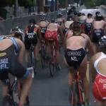 Charlotte Deldaele bike Hambur 2015