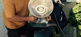 Cooltip 4: Airco achter de brommer