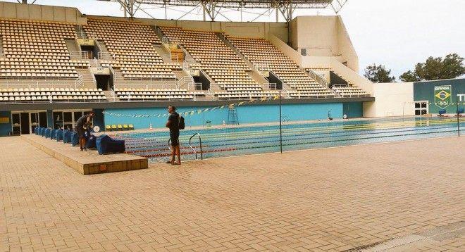 FVDW olympisch zwembad