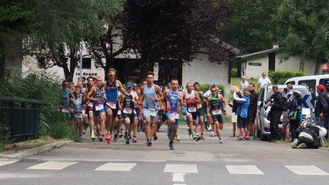 Jan Petralia duatlon Alpe d Huez
