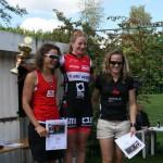 Maya Kingma Duitsland podium