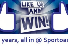 Win 10 jaar all-in bij Sportoase