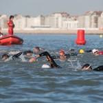 Zeezwemmen Knokke