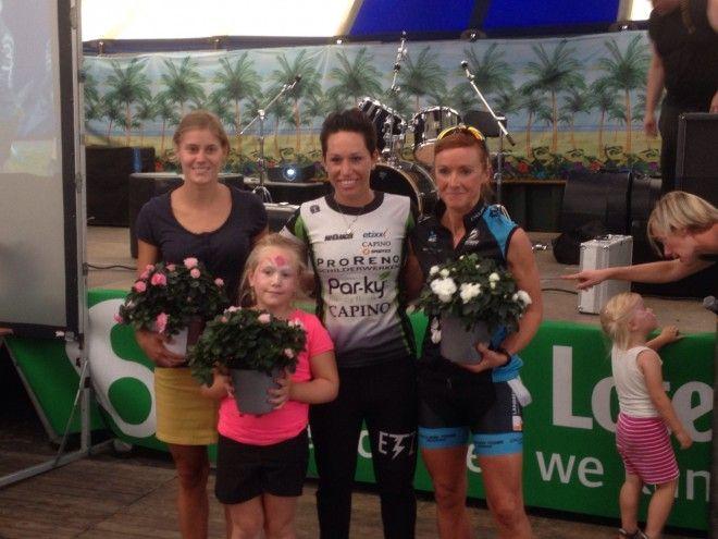 Deborah Ghyselen wint Zele