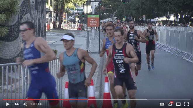 Jelle Geens testevent Rio