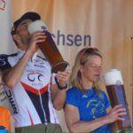 Lukas Bosmans Nordseeman podium