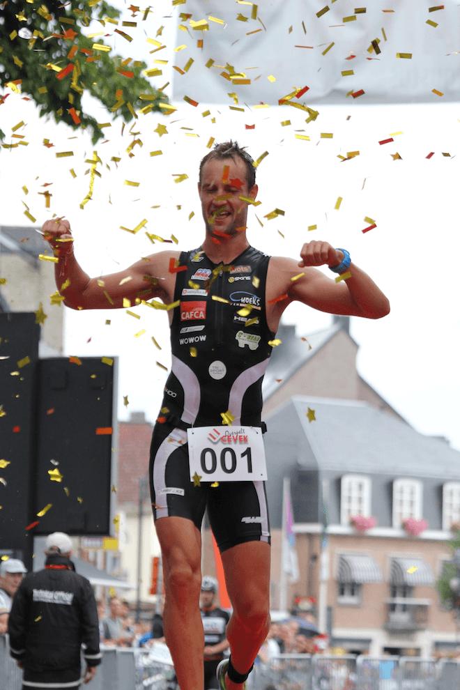 Ruben Geys wint voor 2de jaar op rij (foto: Katrien Decru)