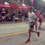 Sam Gydé op weg naar een 8ste plaats in Mont_tremblant (foto: Sarah Maner)
