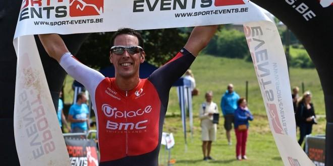 La Roche triatlon wordt offroad, in Trinatura circuit