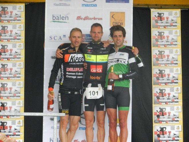 Balen podium 2015