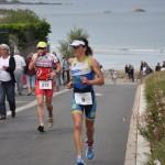 Stefanie Adam wint in Frankrijk