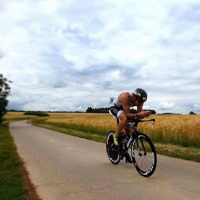 Geert Janssens bike