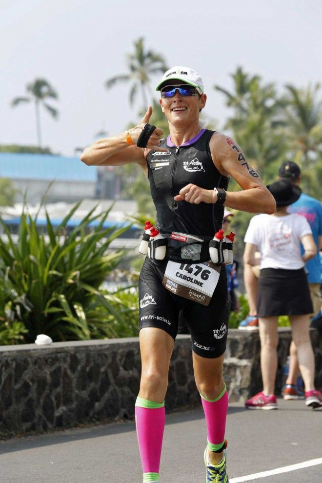 caroline devos run hawaii 2015