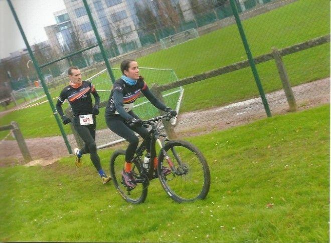 Claire Michel Johan Liekens Runbike Nato