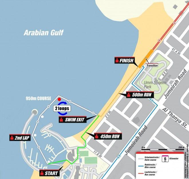 Swim course 703 Dubai