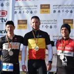 BK Retie podium
