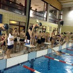 Kapelle OD Bos zwemwedstrijd 2016