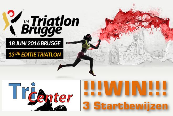 Running Center TriCenter Brugge wedstrijd