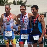 Kenneth Vandendriessche Volcano Triathlon