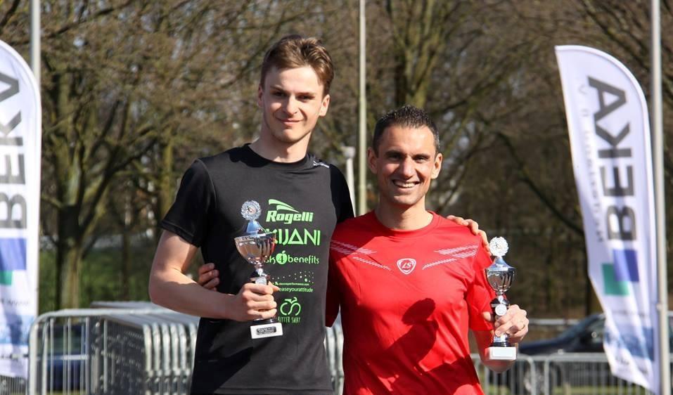 Lars Baeyens wint Roosendaal