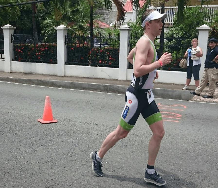Ulrik Wieme St Croix run