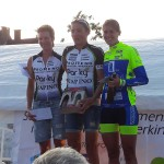 Halle 2016 podium Ilse