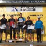 Xterra Zweden 2016 podium