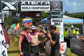 Romantiek, dubbele pech en sneller met fototoestel – WK Xterra Maui