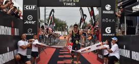 Marino's Ironman record sneuvelt in Arizona