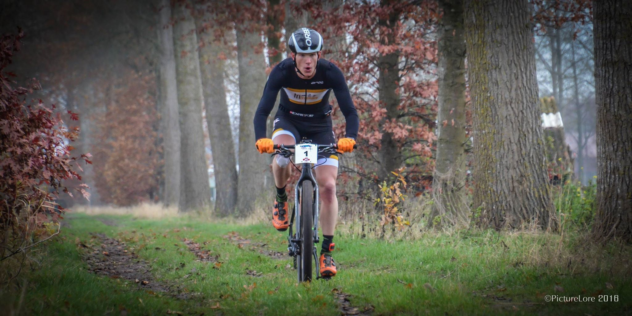 Seppe Odeyn wint Damse Duivelshond (foto: Lore Vanbetsbrugge)