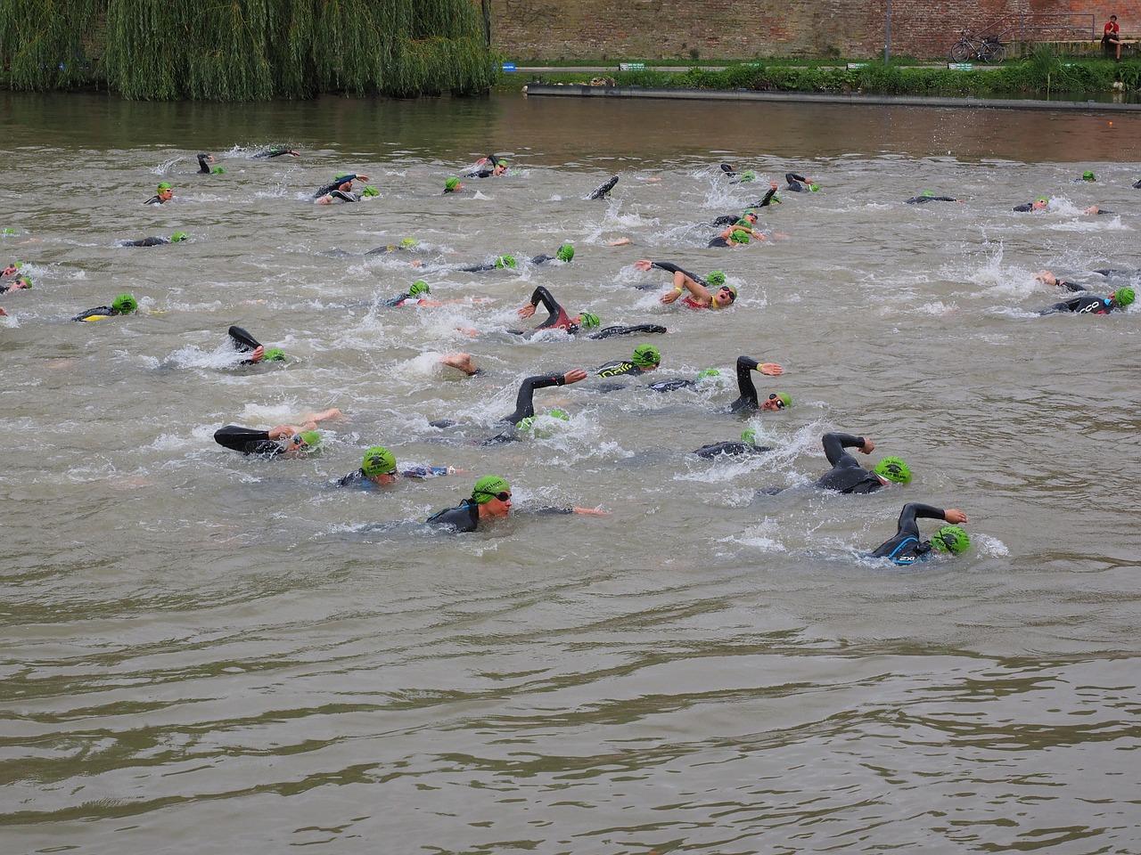 triatlon-zwemmen